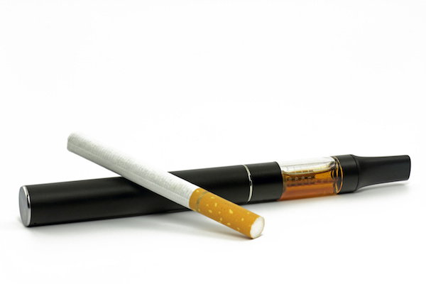 cigarette and e-cigarettes